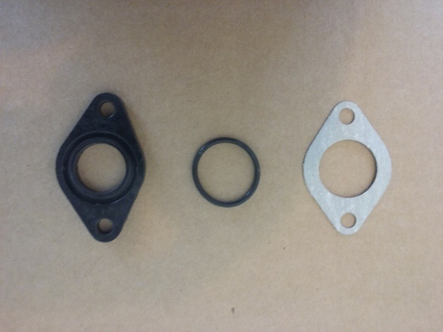 Meerkat 50 Manifold Gasket Set (includes isolating gasket, manifold gasket, and o-ring)